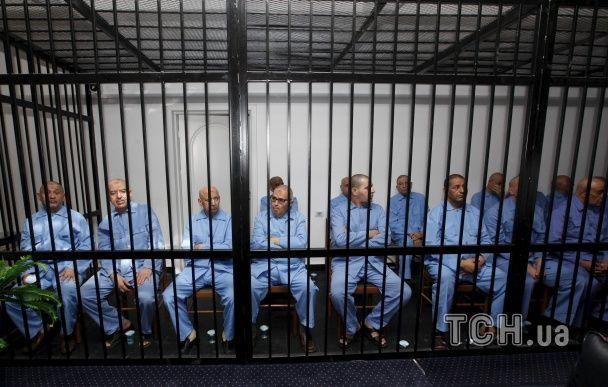 Сина лівійського диктатора Каддафі засудили до смертної кари