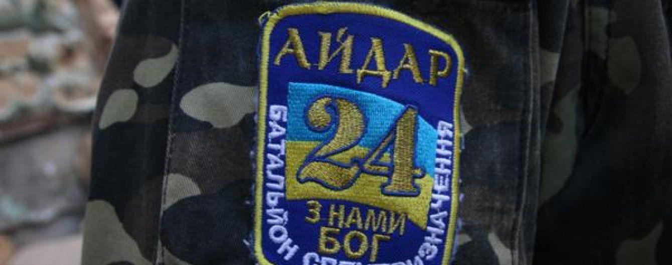 """Мама убитого добровольца пошла служить в """"Айдар"""""""