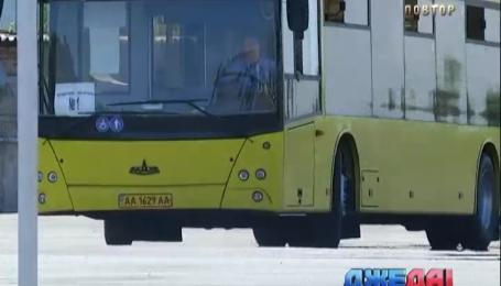 Водители столичных автобусов соревновались за путевку в Египет