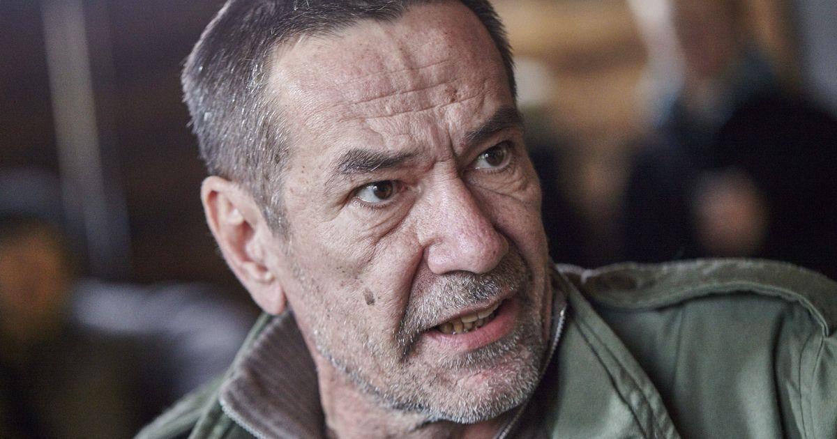 Бежавший из России актер Горбунов появился в
