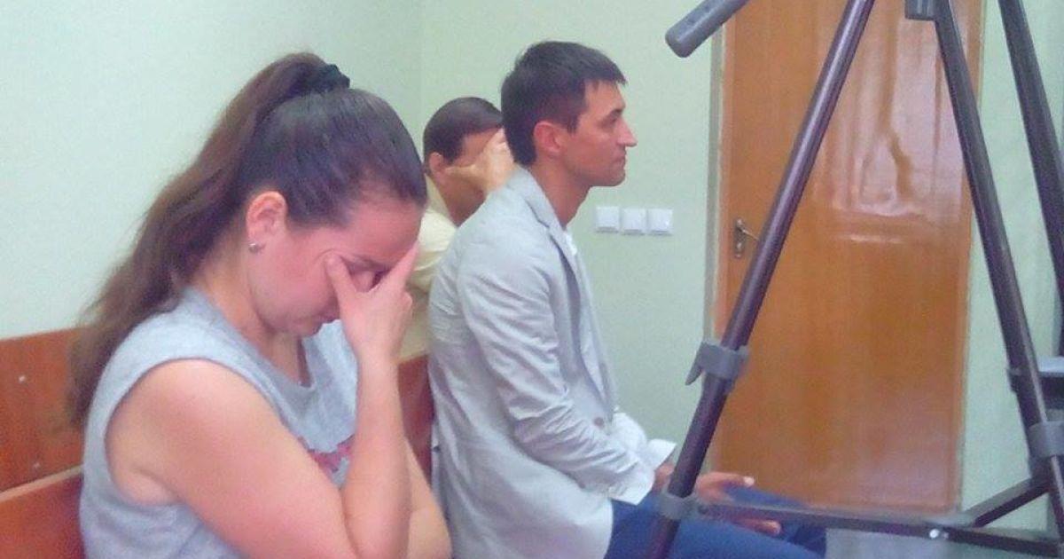 Суд снова признал Ландика виновным в избиении Коршуновой