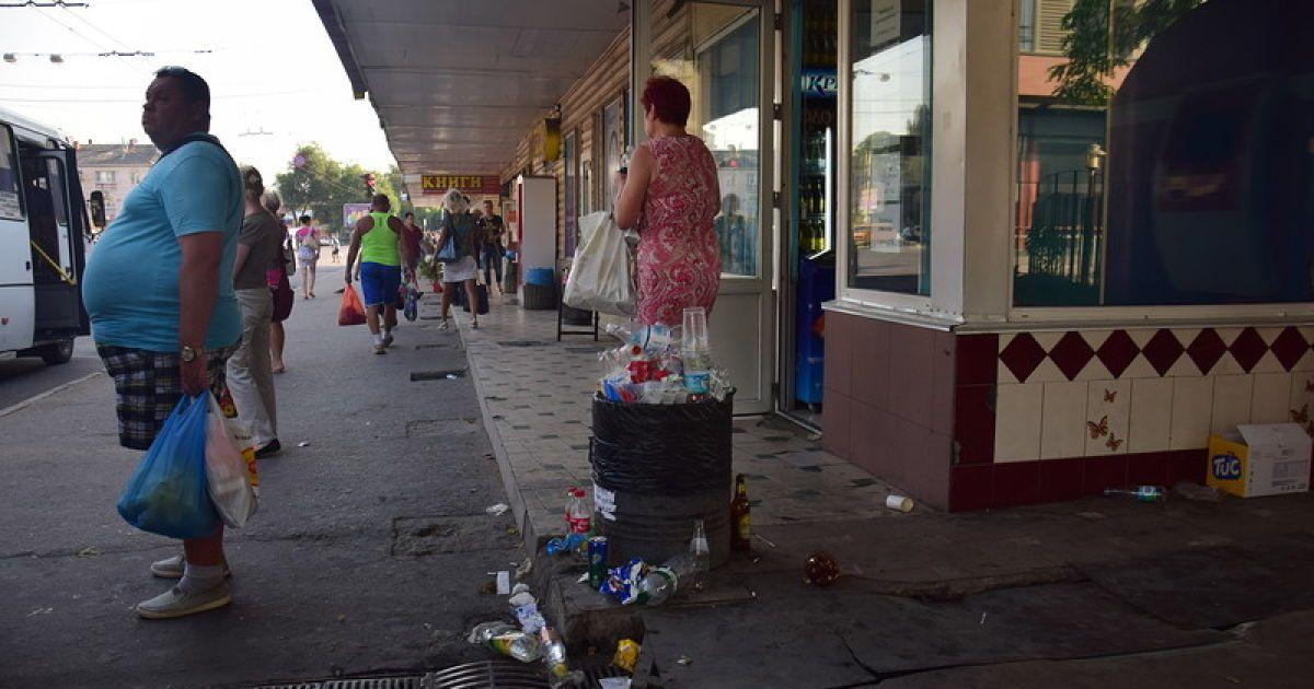 Анексований Крим занепадає