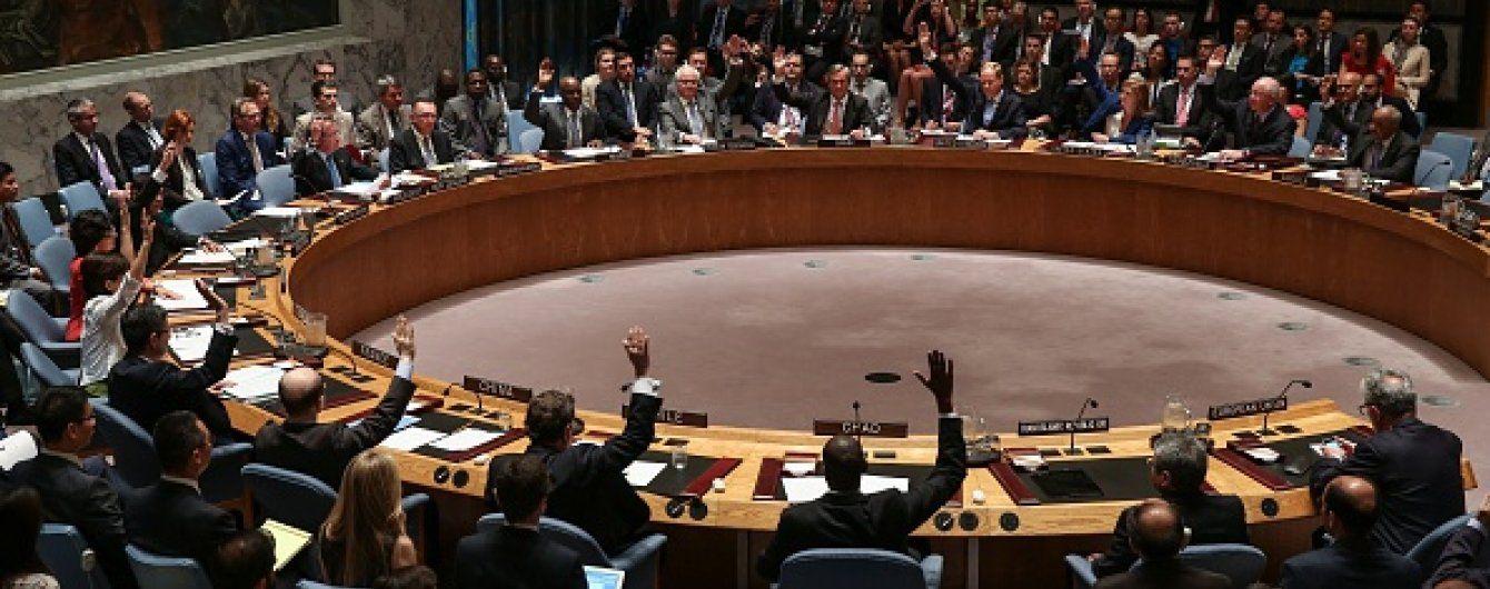 Німеччина повідомила про бажання знову стати непостійним членом Радбезу ООН