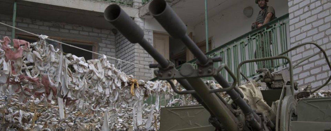 Боевики в Широкино убили морского пехотинца и еще одного взяли в плен