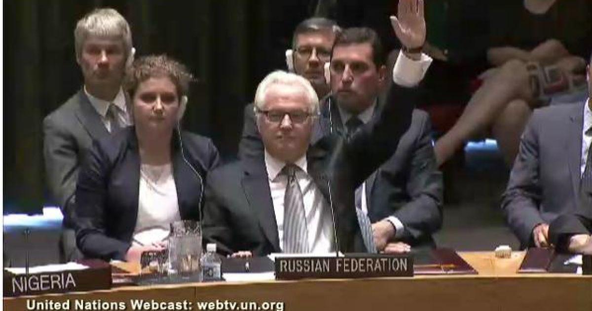Чуркін відхрестився від ідеї усунення Асада ще у 2012 році
