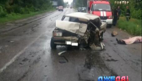 В Харьковской области в ДТП погиб человек