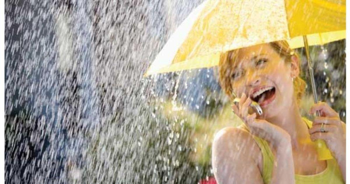 В Украине спадет аномальная жара и пройдут дожди