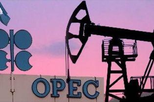 Вартість нафти ОПЕК упала до найнижчих показників за останні 12 років