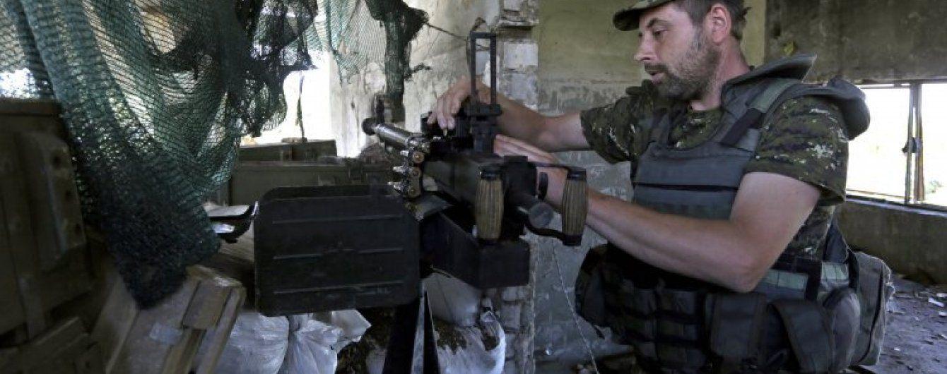 У районі Гранітного бійці АТО відбили штурм бойовиків