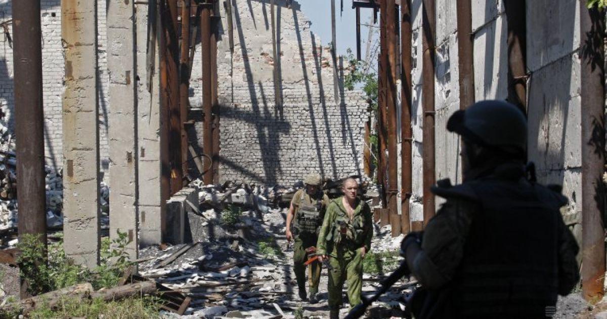 Боевики пытались проникнуть на контролируемую украинцами территорию. Дайджест АТО