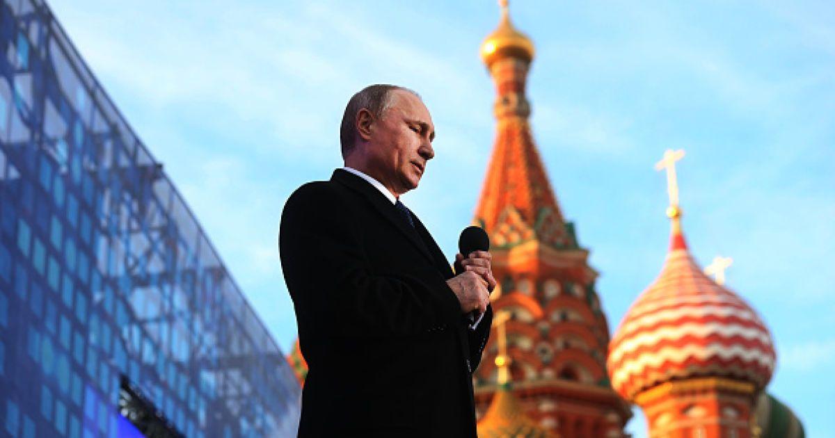 Суд не скасував указ Путіна про секретність військових втрат