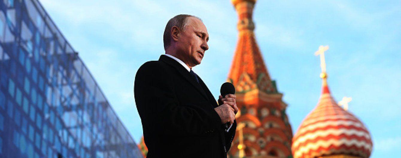 Путин собрался посетить аннексированный Крым