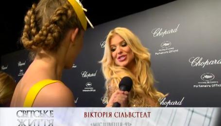 Екс-зірка Playboy Вікторія Сільвстедт про плани на дизайнерську кра'єру