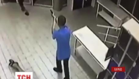 Обнародованы подробности задержания харьковского стрелка