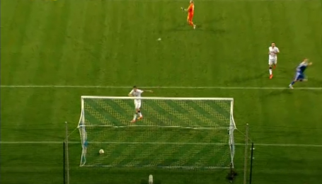 Черноморец - Динамо - 0:2. Видео всех голов