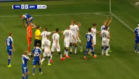 Чорноморець - Динамо - 0:2. Відео-аналіз матчу