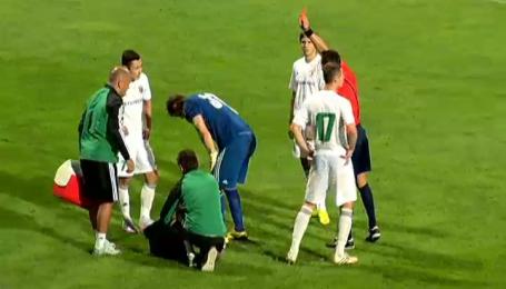 Жилина - Ворскла - 2:0. Видео матча
