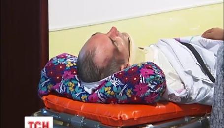 Украинский боец выжил после того, как получил ранение не совместимое с жизнью