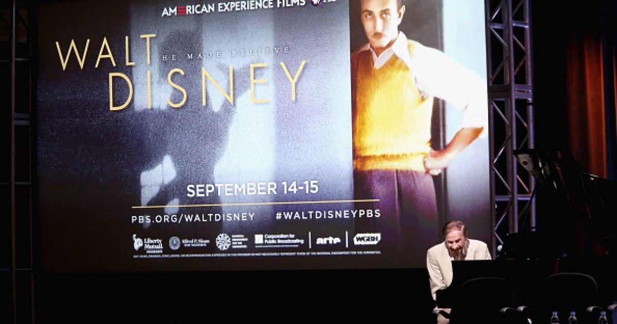 У США презентували суперечливу стрічку про легендарного Волта Діснея