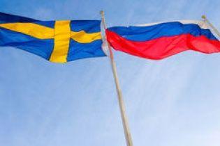Росія депортувала шведського дипломата з країни
