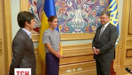 Россиянка Мария Гайдар получила гражданство Украины