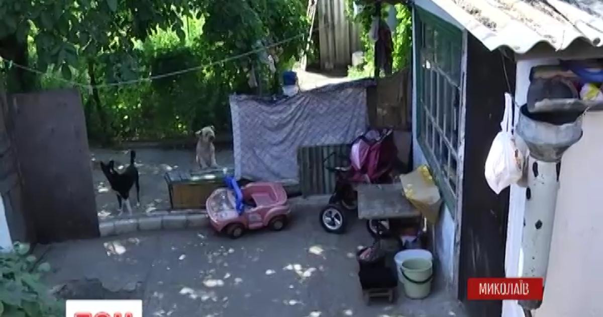 В Николаеве женщина собственноручно убила свою 4-летнюю дочь
