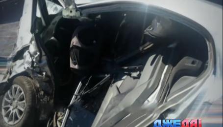 В Донецкой области произошло ужасное ДТП с участием милиционера