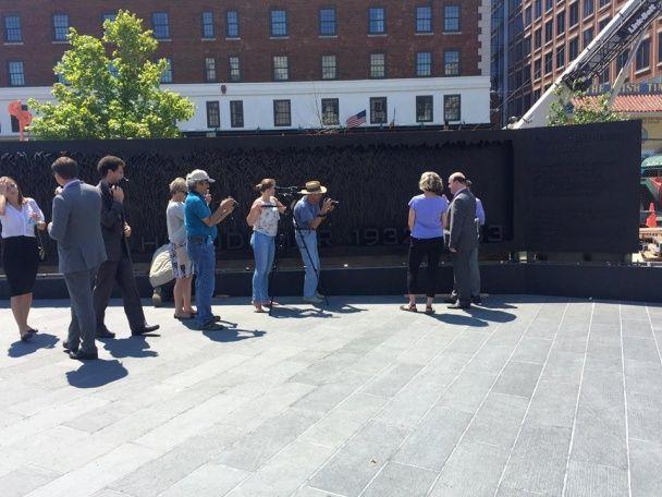У Вашингтоні встановили меморіал жертвам Голодомору в Україні