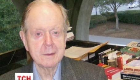В США умер известный исследователь голодомора Роберт Конквест