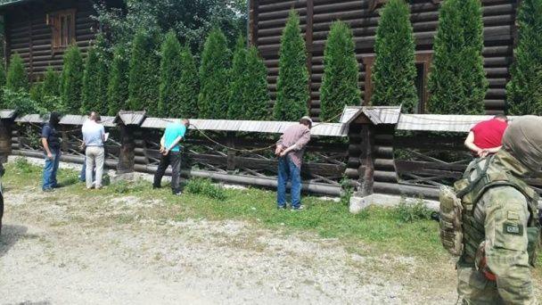 Уранова шахта на Кіровоградщині непрацює вже три місяці. Шахтарі протестують (відео)