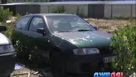 В Киеве столичные руководители чистят парковки