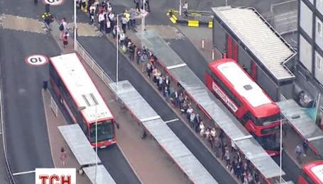 Очередная забастовка работников метро в Лондоне вызвала транспортный коллапс
