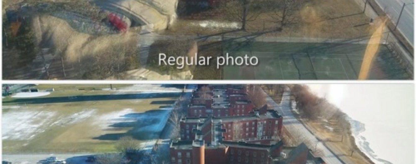 """В Google научили камеру """"видеть"""" сквозь препятствия"""