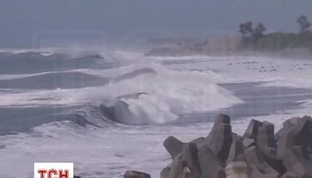 До Тайваню та Китаю наближається тайфун «Соуделор»