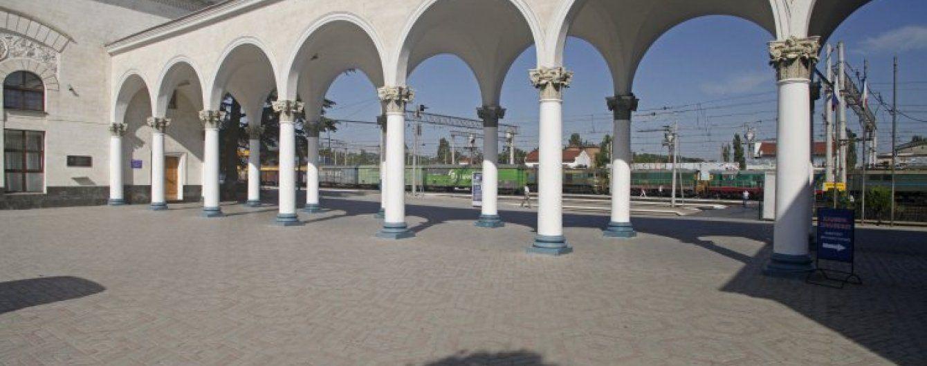 Медведєв передав залізницю анексованого Криму у федеральну власність