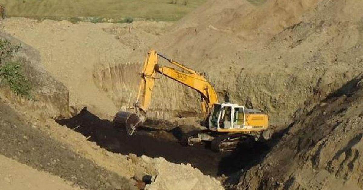 На Донетчине СБУ пресекла незаконную добычу угля в промышленных масштабах @ Пресс-служба СБУ