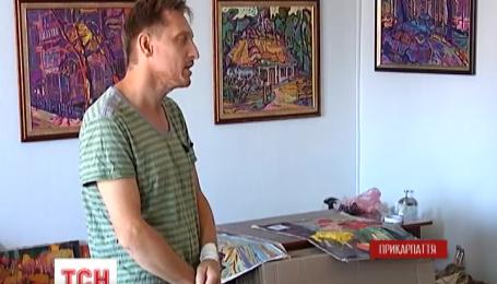 Франківський митець завдяки аукціону зібрав необхідну суму на трансплантацію нирки