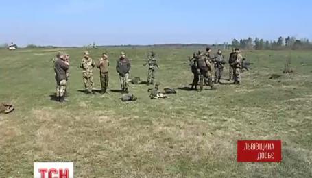 На Яворовском полигоне пострадали трое мобилизованных солдат