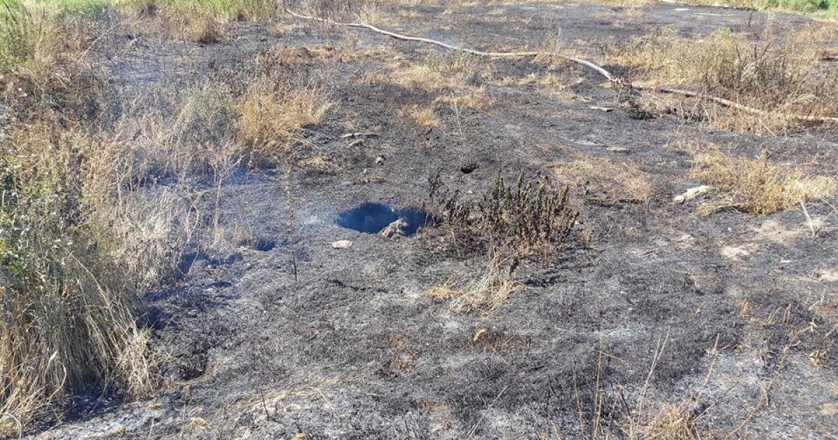 Торфяники горят в Буче