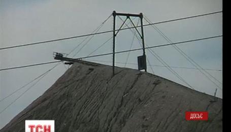 Более двухсот шахтеров оказались под землей из-за обстрела Дзержинска