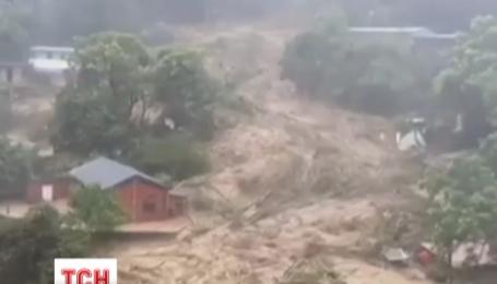 У Тайвані вирував потужний тайфун Соуделор
