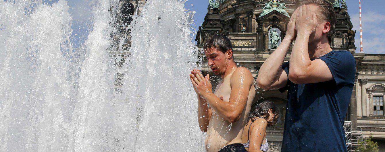 Синоптики обіцяють українцям спеку та грозові дощі