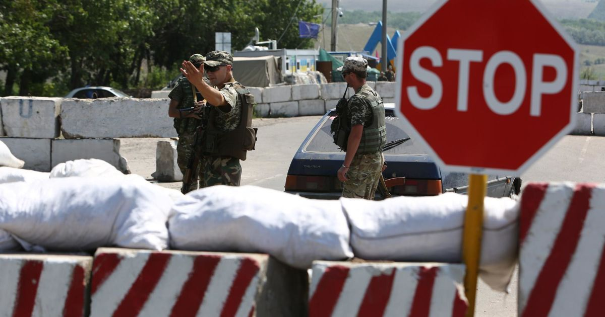Контроль над границей Украина возобновит после выборов на оккупированном Донбассе – Олланд