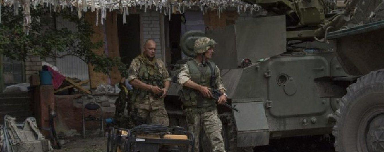 Бойовики залишили у Широкиному особливо небезпечні снаряди, російські консерви та бронежилети
