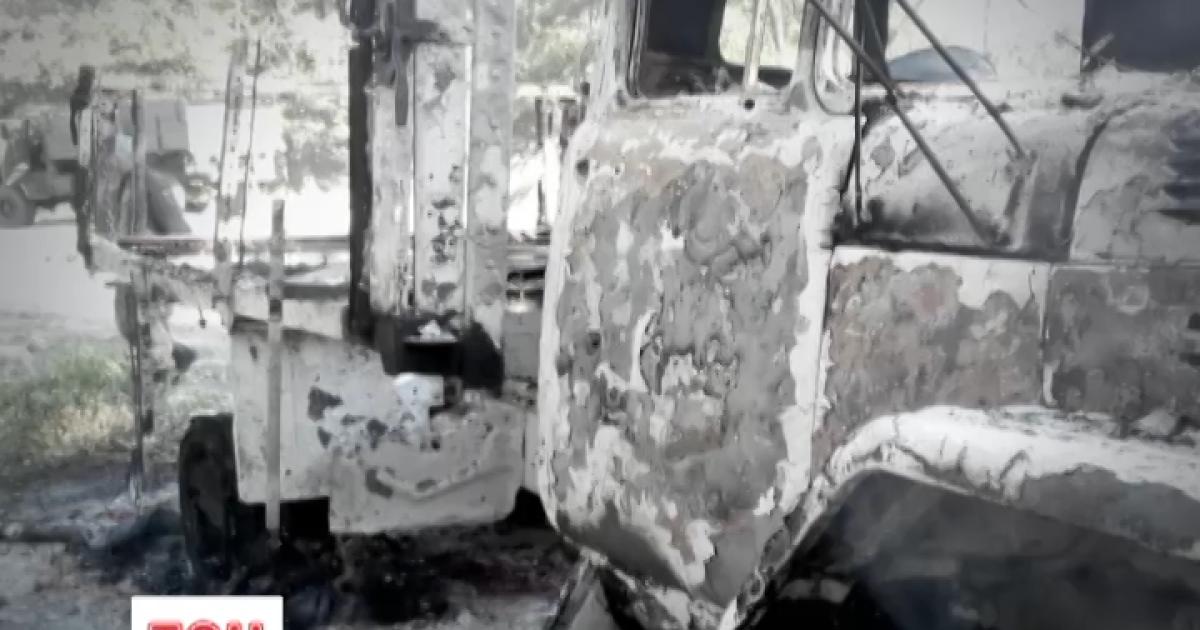 Против украинских позиций боевики применили фосфорные бомбы – отчет ОБСЕ