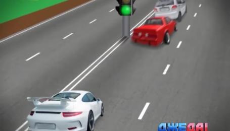 Автомиф. Как попасть на «зеленую волну» светофора