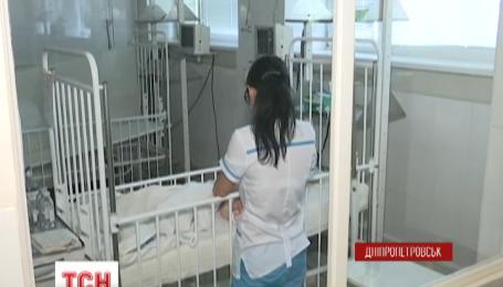 Трех раненых во время обстрела на Донбассе детей доставили в Днепропетровск