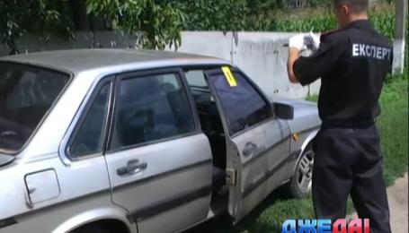 В Черкасской области украли авто из-под носа у двух рыбаков