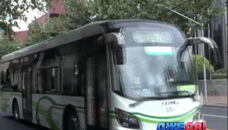 В Китае курсируют экономные электроавтобусы