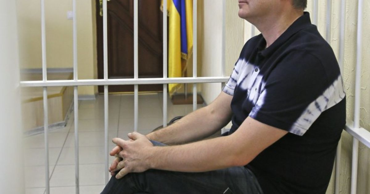 """Печерский суд отпустит """"бриллиантового"""" прокурора Корнийца под залог"""